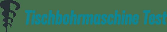 Tischbohrmaschine Test Logo
